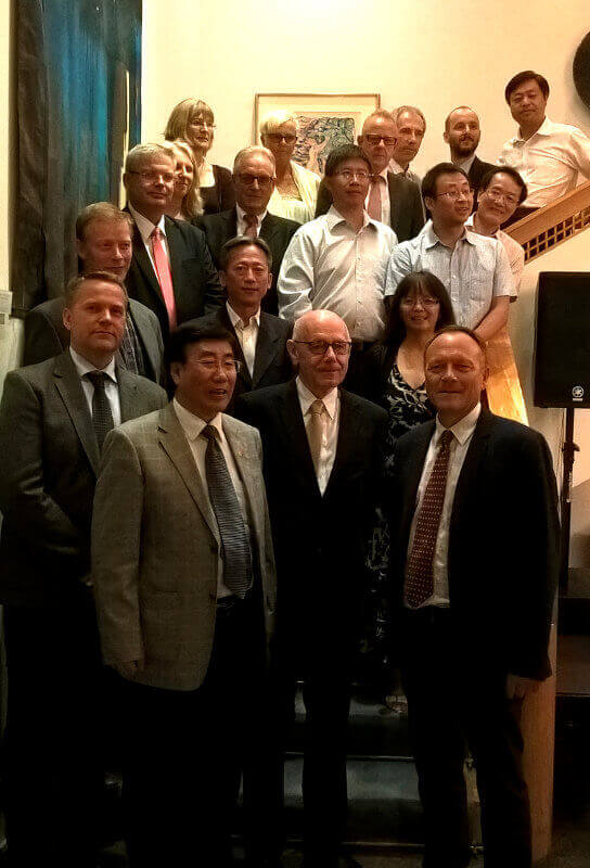 2nd annual Sinograin project meeting in Beijing